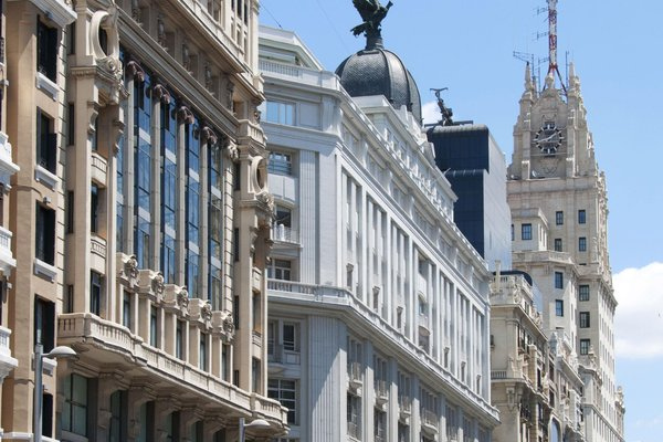 Tryp Madrid Cibeles Hotel - фото 21