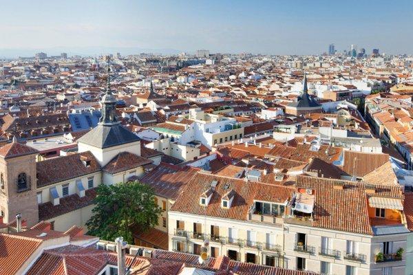 Tryp Madrid Cibeles Hotel - фото 22