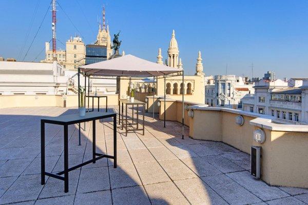 Tryp Madrid Cibeles Hotel - фото 23