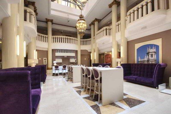 Tryp Madrid Cibeles Hotel - фото 6