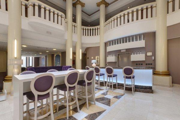 Tryp Madrid Cibeles Hotel - фото 7