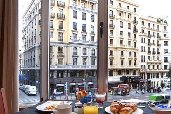 Tryp Madrid Plaza de Espana - фото 21