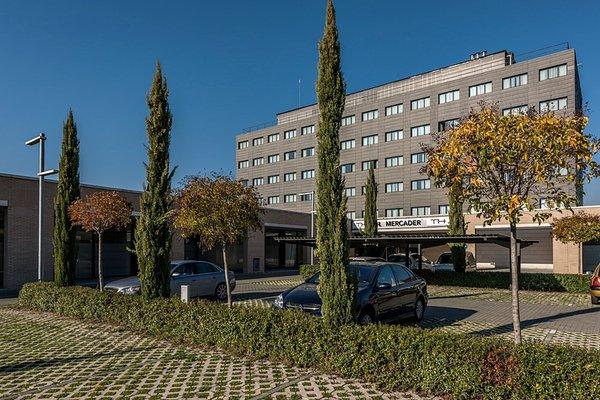 Hotel Mercader - фото 23