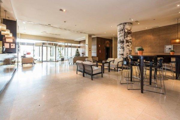 Hotel Mercader - фото 5