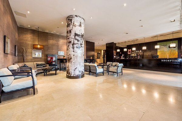 Hotel Mercader - фото 6