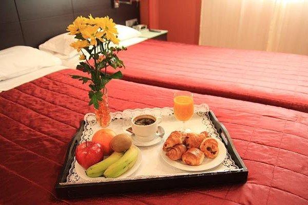 Hotel Villa de Barajas - фото 14