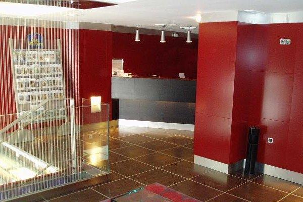 Hotel Villa de Barajas - фото 18
