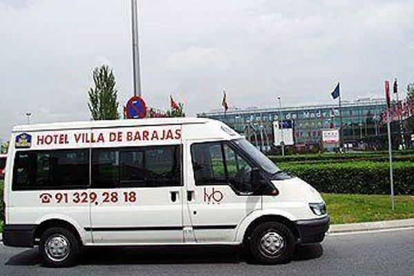Hotel Villa de Barajas - фото 19