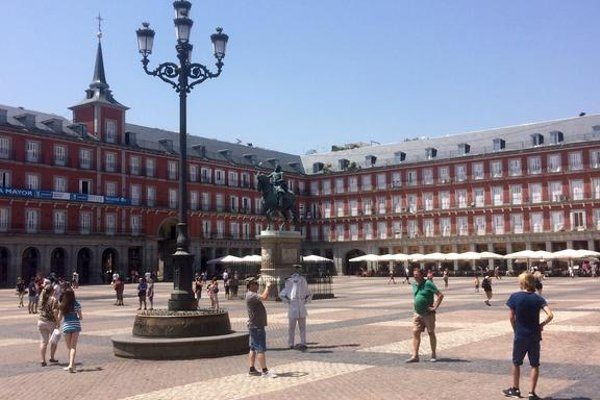 Hotel Villa de Barajas - фото 21