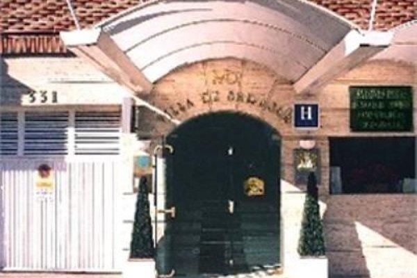 Hotel Villa de Barajas - фото 22