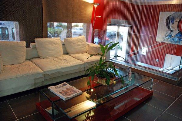 Hotel Villa de Barajas - фото 9