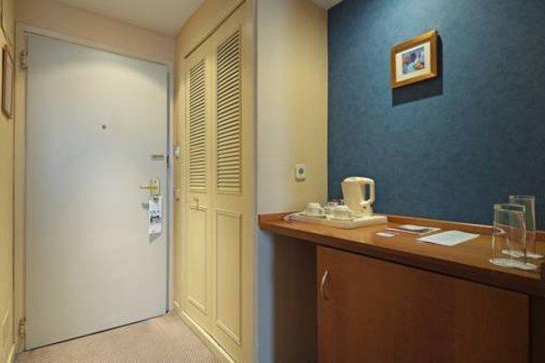 Holiday Inn Madrid Bernabeu - фото 10