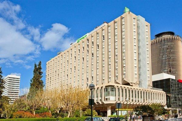Holiday Inn Madrid Bernabeu - фото 22