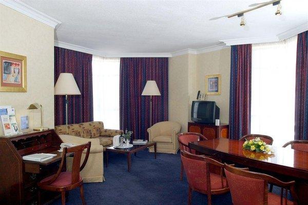 Holiday Inn Madrid Bernabeu - фото 5