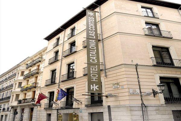 Отель Catalonia Las Cortes - фото 22