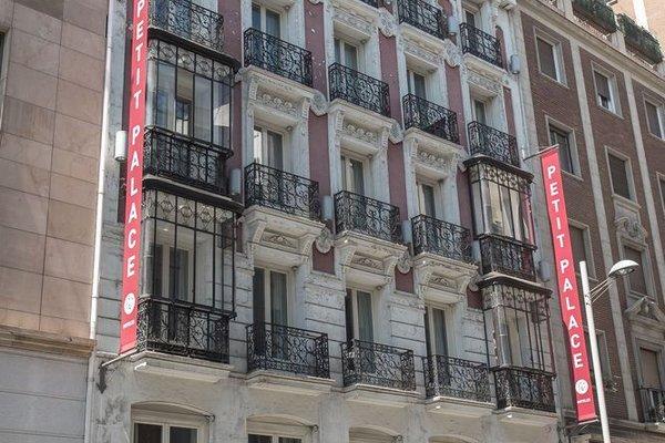 Petit Palace Plaza Espana - фото 23