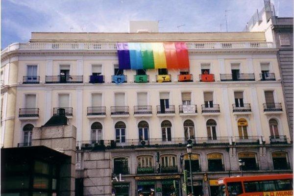 Gay Hostal Puerta del Sol Madrid - 22