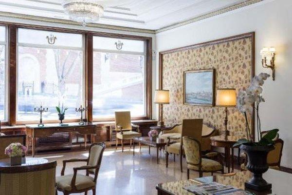 Отель Príncipe Pío - фото 13