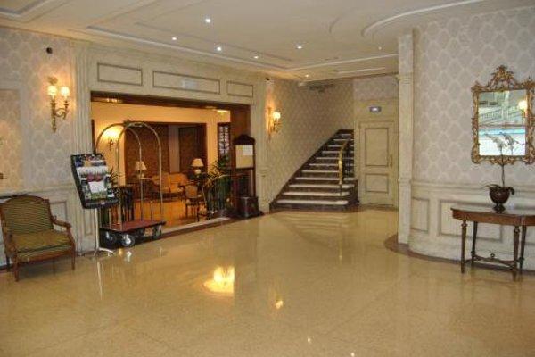 Отель Príncipe Pío - фото 15