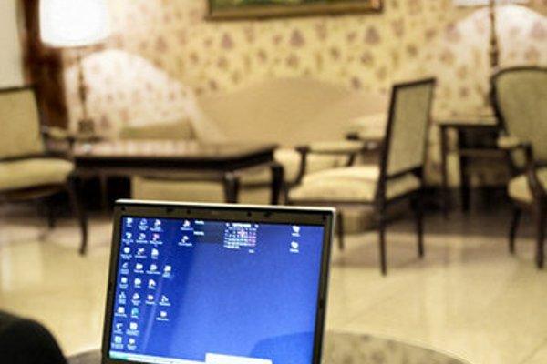 Отель Príncipe Pío - фото 17