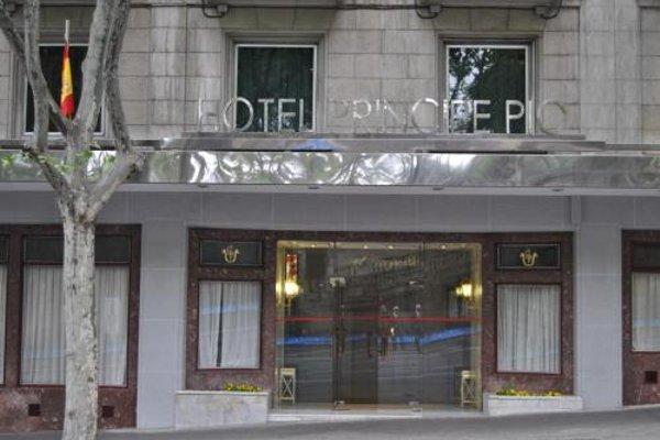 Отель Príncipe Pío - фото 20