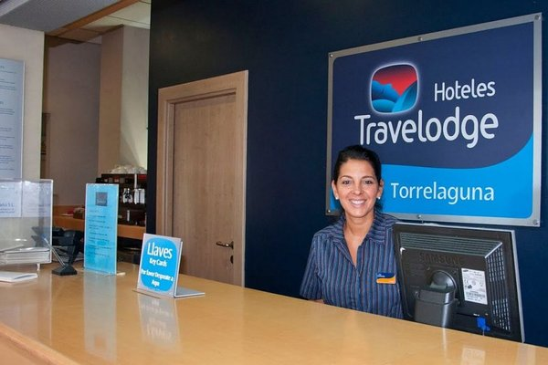 Travelodge Torrelaguna - фото 18