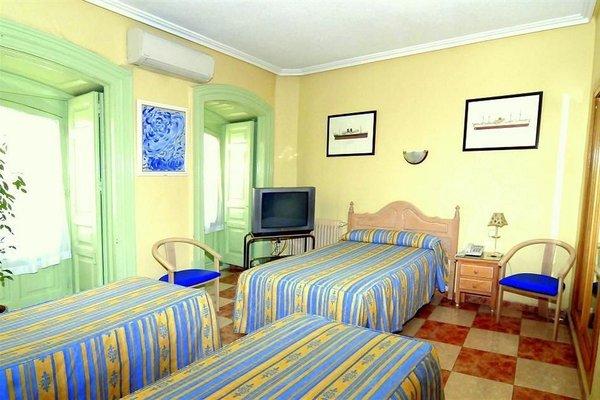 Plaza D'Ort Rooms - фото 50