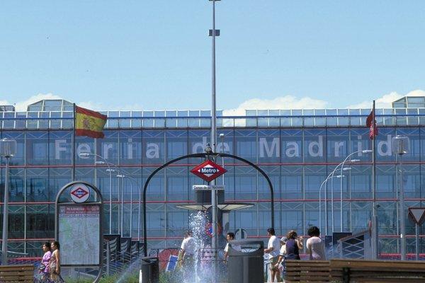Mercure Madrid Plaza de Espana - фото 23