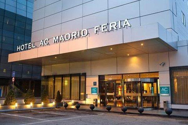 AC Hotel Madrid Feria - фото 21