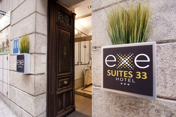 Exe Suites 33 - фото 21