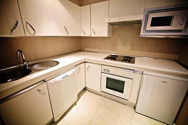 Sercotel Apartamentos Eurobuilding 2 - фото 13