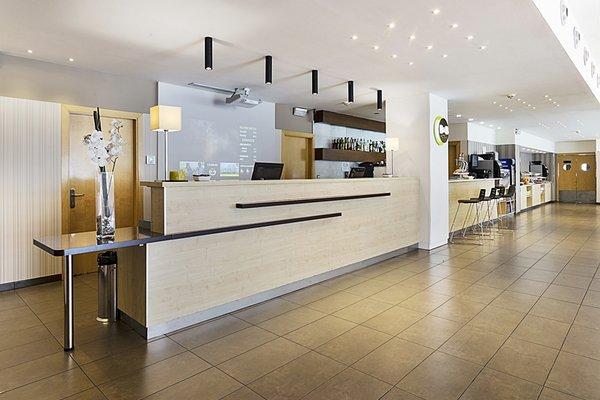 B&B Hotel Madrid Airport T1 T2 T3 - фото 16