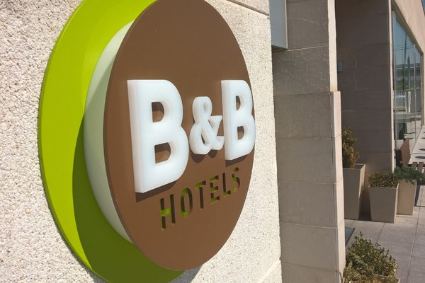 B&B Hotel Madrid Airport T1 T2 T3 - фото 20