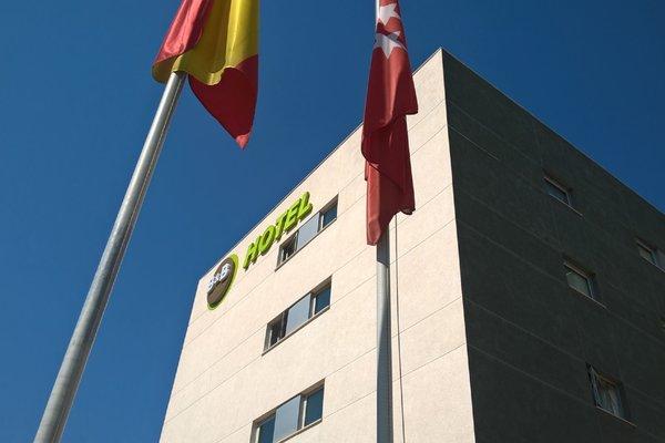 B&B Hotel Madrid Airport T1 T2 T3 - фото 23