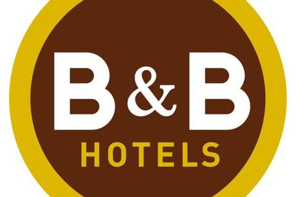 B&B Hotel Madrid Airport T1 T2 T3 - фото 5