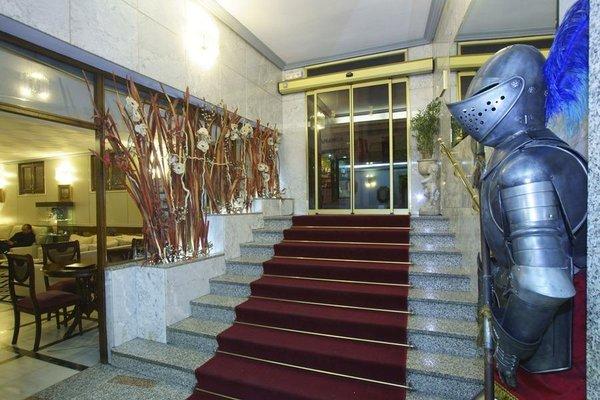 Best Western Hotel Los Condes - фото 17