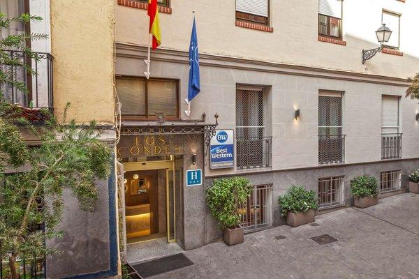 Best Western Hotel Los Condes - фото 22