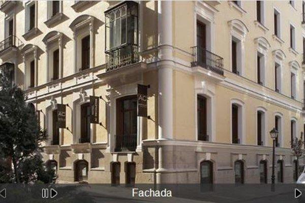 AC Hotel Recoletos, a Marriott Lifestyle Hotel - фото 22