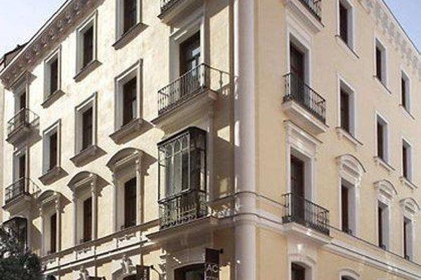 AC Hotel Recoletos, a Marriott Lifestyle Hotel - фото 23