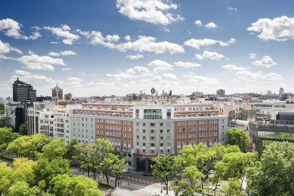 InterContinental Madrid - фото 21
