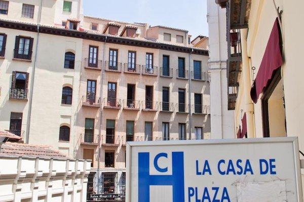 Hostal La Casa de La Plaza - фото 22