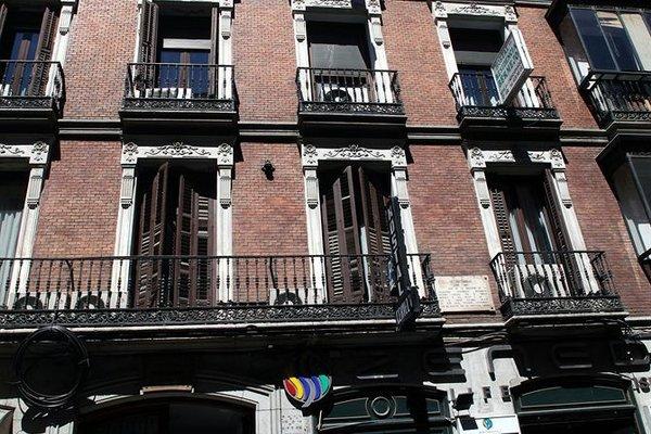 Hostal Atocha Almudena Martin - фото 23