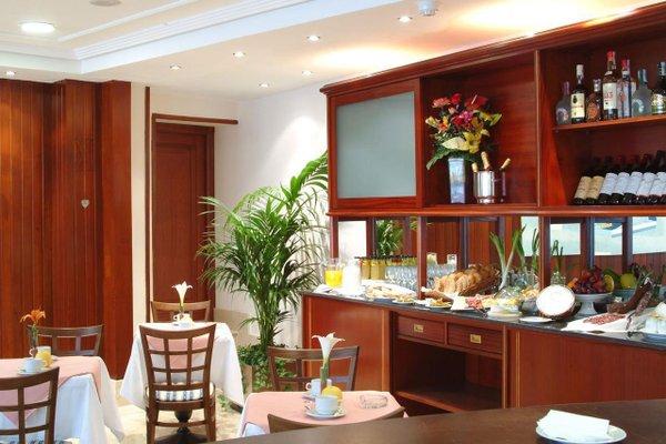 Hotel Gran Legazpi - фото 10