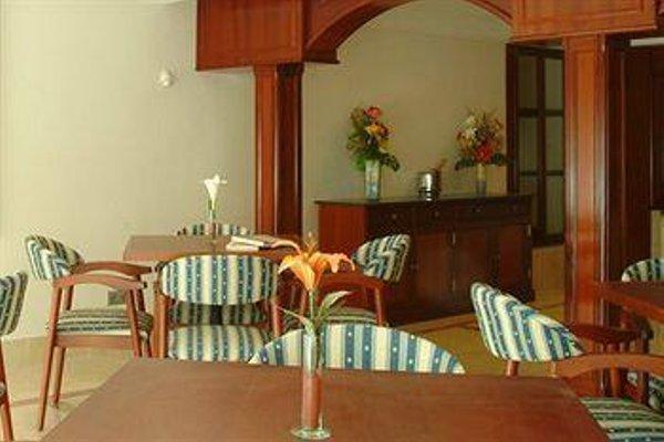 Hotel Gran Legazpi - фото 11