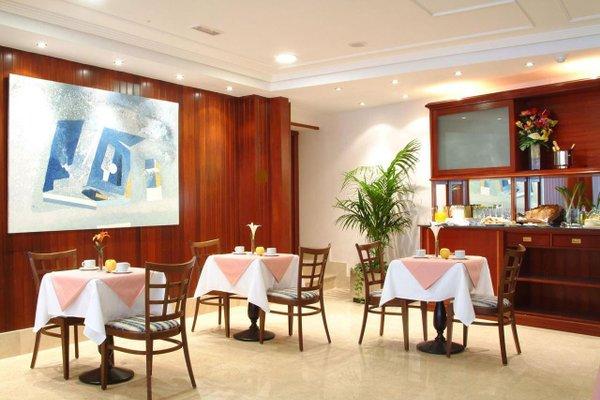 Hotel Gran Legazpi - фото 12