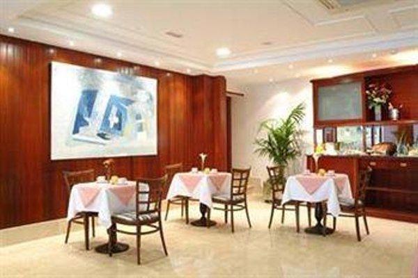 Hotel Gran Legazpi - фото 13