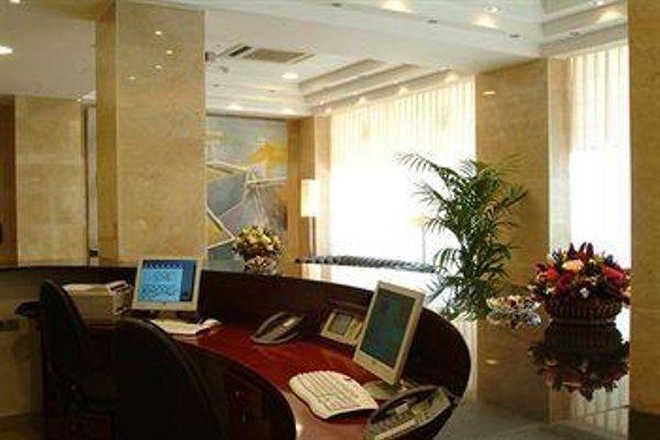 Hotel Gran Legazpi - фото 16