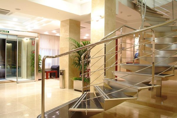 Hotel Gran Legazpi - фото 6