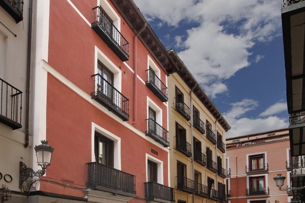 Apartamentos El Tiempo - фото 22