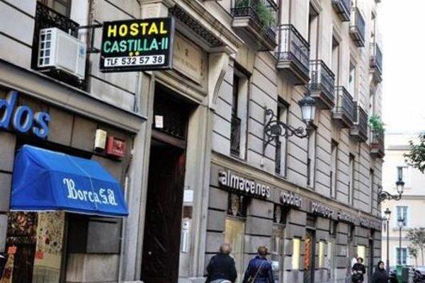 Hostal Castilla II Puerta del Sol - фото 21